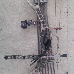 Stabilizer on Hoyt CRX 32