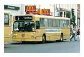 An Aalborg city bus
